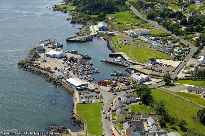 Greencastle Harbour Ferry, Ireland