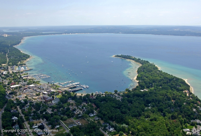 Harbor Springs (MI) United States  City new picture : Little Traverse Bay, Harbor Springs, Michigan, United States