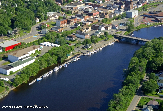 New Glasgow (NS) Canada  city pictures gallery : New Glasgow Riverfront Marina in New Glasgow, Nova Scotia, Canada