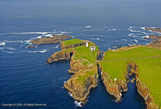 Rathlin O'Birne Light