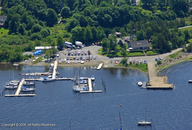 rothesay yacht club in rothesay new brunswick canada