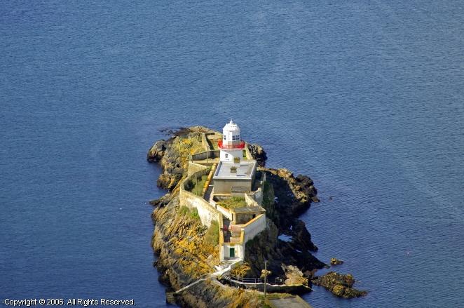 Rotten Island Light