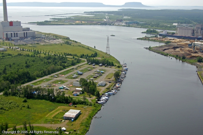 Thunder Bay (ON) Canada  city photo : Thunder Bay Yacht Club in Thunder Bay, Ontario, Canada