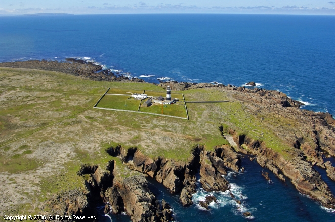 Tory Island Light