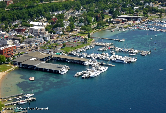 Walstrom Marine Harbor Springs In Harbor Springs