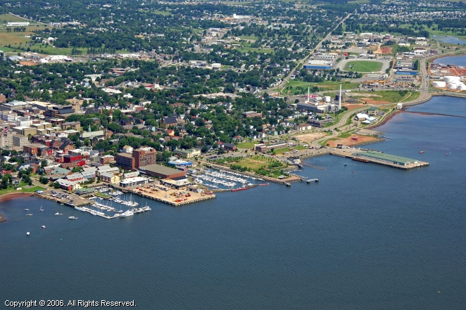 Charlottetown Harbour