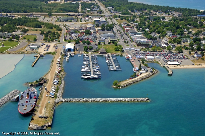 Mackinaw City Municipal Marina