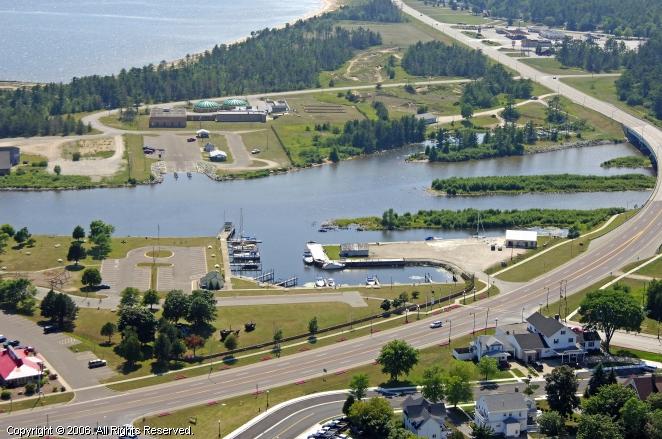 Manistique (MI) United States  City new picture : Manistique Municipal Marina in Manistique, Michigan, United States