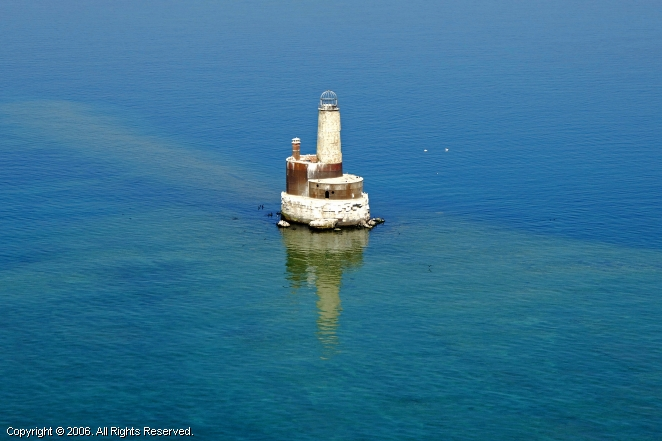 Waugoshance Shoal Lighthouse