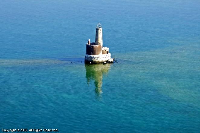 Waugoshance Shoal Lighthouse