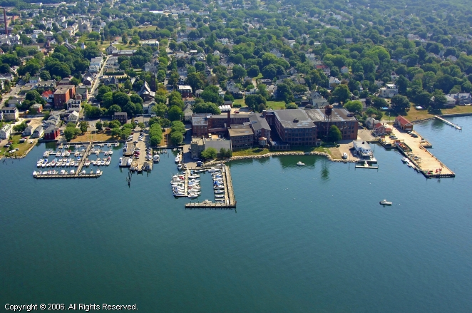Rhode Island Inlet