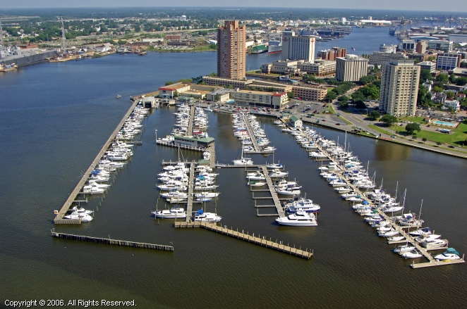 Portsmouth (VA) United States  city images : Tidewater Yacht Marina in Portsmouth, Virginia, United States
