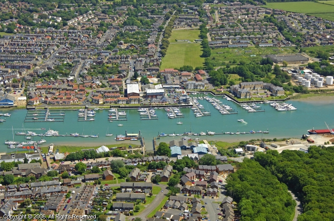 Cowes United Kingdom  city photos gallery : ... Cowes Marina in East Cowes, Isle of Wight, England, United Kingdom