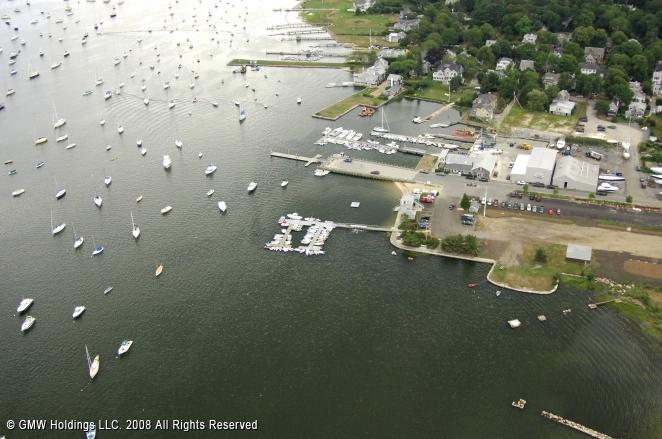Island Wharf Marion Map