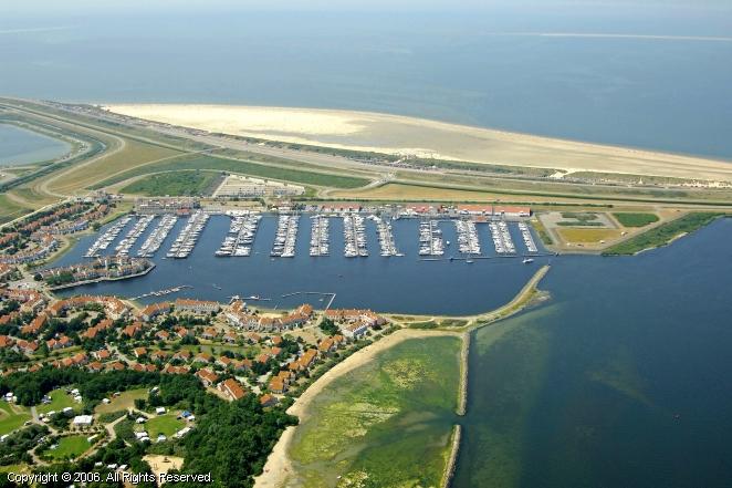Marina port zelande in zeeland netherlands for Port zelande map