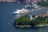 Fjord Line Ferry Bergen