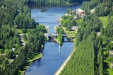 Saimaan Canal Mustolan Sulku Lock