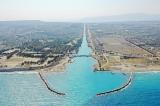 Korinthos Channel North Bridge