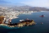 aerial imagery of Marina Santa Marta Santa Marta  Magdalena CO