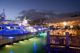 aerial imagery of Yacht Haven Grande  St. Thomas VI