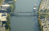 Huxterdamm Bridge