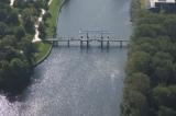 Friedrichstadt Blue Bridge