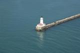 Chicago Breakwater Light