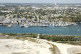 aerial imagery of Riviera Beach Marina Riviera Beach FL US