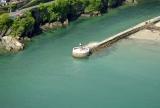 Looe Lighthoue Inlet