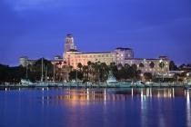 aerial imagery of The Vinoy Renaissance St. Petersburg Resort & Golf Club St Petersburg FL US