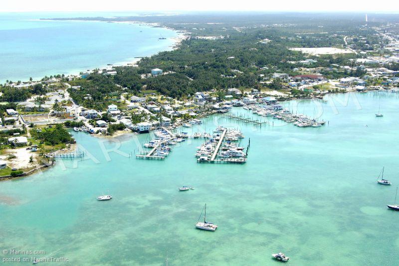 Port Of Marsh Harbor Ais Marine Traffic
