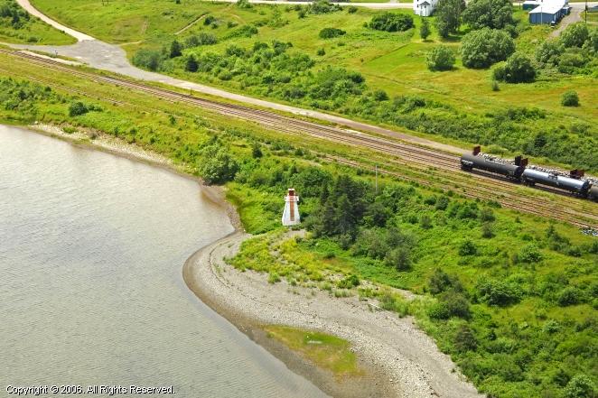 Havre Boucher Range Front Lighthouse