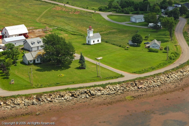 Pugwash Lighthouse