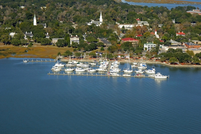 Downtown Marina of Beaufort