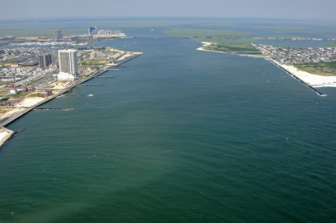 Atlantic City (NJ) United States  city pictures gallery : Absecon Inlet, Atlantic City, New Jersey, United States