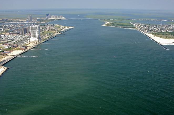 Atlantic City (NJ) United States  city photo : Absecon Inlet, Atlantic City, New Jersey, United States