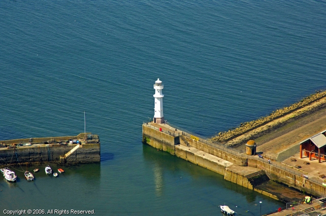 Newhaven East Pier Lighthouse