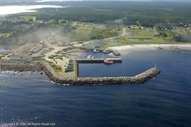 Stoney Island Shelburne County Nova Scotia Canada