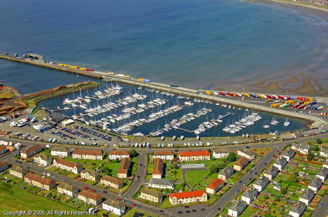 Troon United Kingdom  City pictures : Troon Yacht Haven Ltd. in Troon, Scotland, United Kingdom
