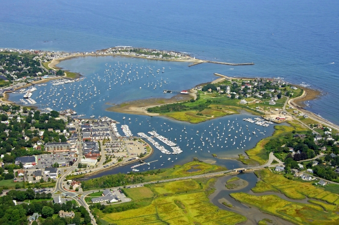 Scituate Harbor Scituate Massachusetts United States