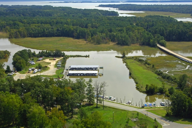 Jamestown Yacht Basin