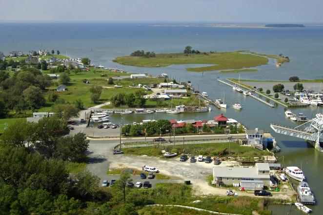 The Bridge Restaurant Tilghman Island