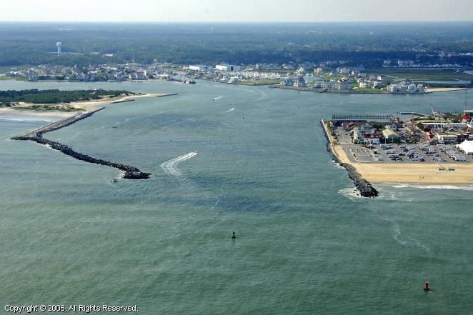 Ocean City Inlet
