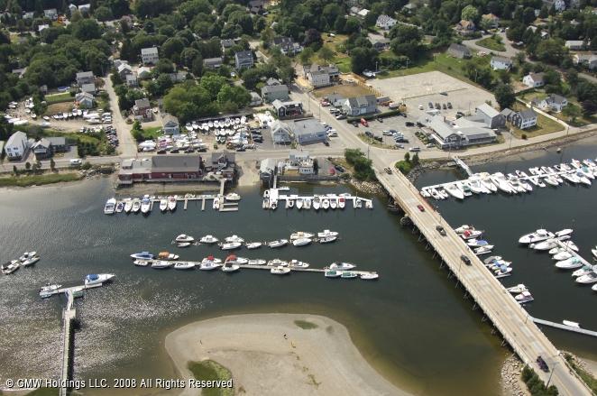 White's Ferry Marina