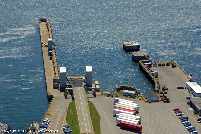 North Sydney Ferry