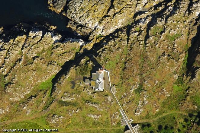 Isle of May Lightouse