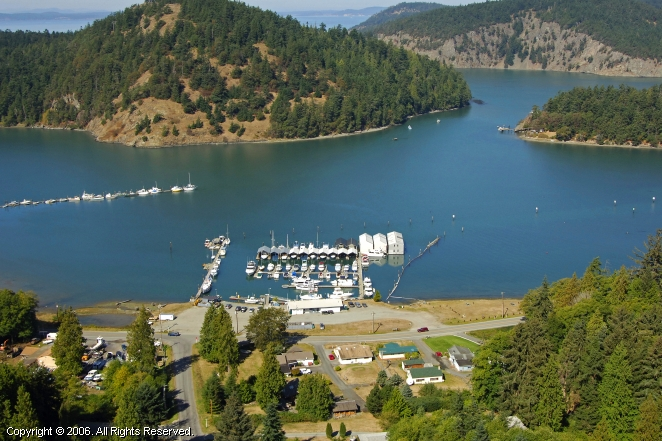 Oak Harbor (WA) United States  city images : Deception Pass Marina in Oak Harbor, Washington, United States