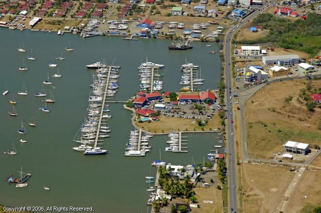 Rodney Bay Marina