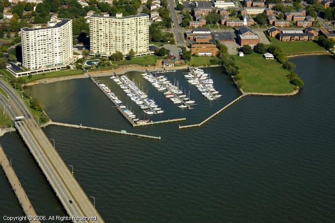 Leeward Municipal Marina