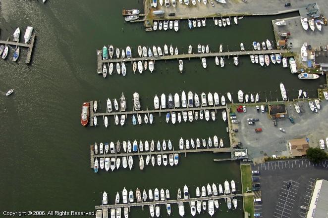 Cutty Sark Marina